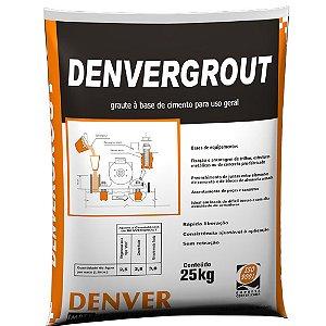 Denvergrout (Graute) 25Kg