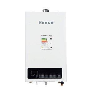 Aquecedor a Gás Digital 15L/min REU-E150 FEHB GLP Rinnai