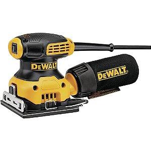 Lixadeira Orbital 1/4' 220V Dewalt DWE6411B2