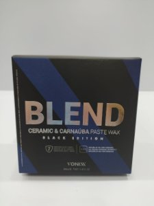 CERA DE CARNAÚBA PASTE WAX BLEND BLACK 100ML VONIXX
