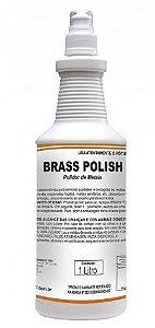 Spartan  Brass Polish Polidor de Metais 1L