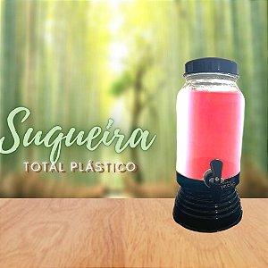 SUQUEIRAS TOTAL PLÁSTICO 3,600 LTS