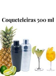 COQUETELEIRA DE ALUMÍNIO 500 ML