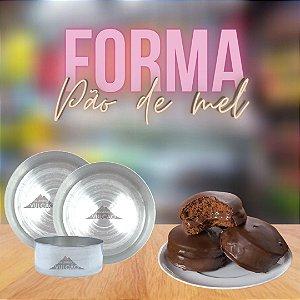 FORMA PÃO DE MEL