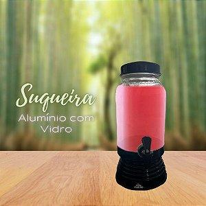 SUQUEIRA VIDRO C/ ALUMÍNIO 3,250 LTS