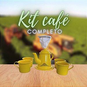 KIT CAFÉ COMPLETO