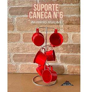 SUPORTE C/ 6 CANECAS