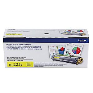 Toner original Brother TN-225Y