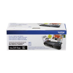 Toner original Brother TN-311BK