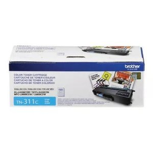 Toner original Brother TN-311C