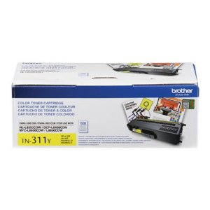 Toner original Brother TN-311Y