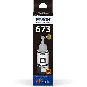 Tinta Epson 673 Preto - T673120AL