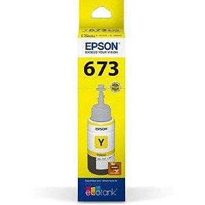 Tinta Epson 673 Amarelo - T673420AL