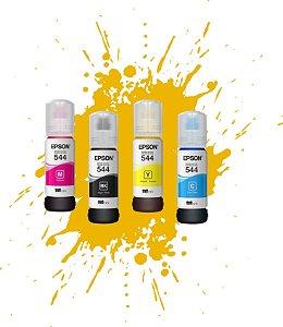 Kit Refil de Tinta Epson T544