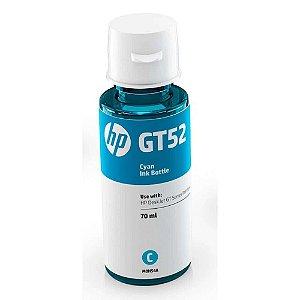 Tinta HP GT52 Ciano - M0H54AL