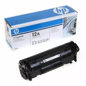 Toner original HP Q2612A