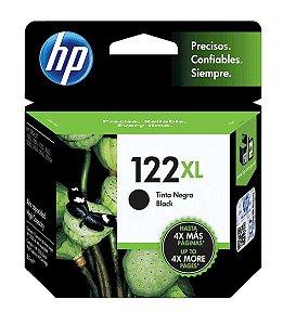 Cartucho HP 122XL Preto - CH563HB