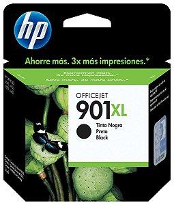 Cartucho HP 901xl Preto - CC654AB