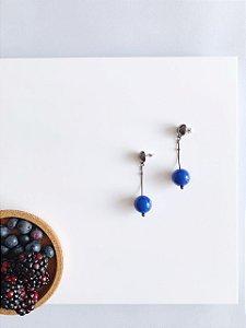 Brinco Azul - Berries Mini Clássico