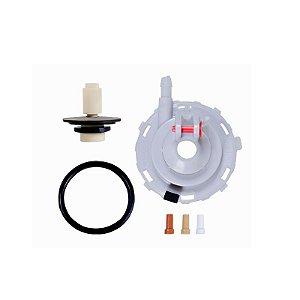 Kit Reparo p/ Entrada de Água, com reposição de fecho hídrico