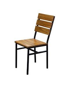 Cadeira Portugal estilo industrial GDecor Madeira