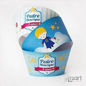 Wrappers Cupcake O Pequeno Príncipe - 15 unid