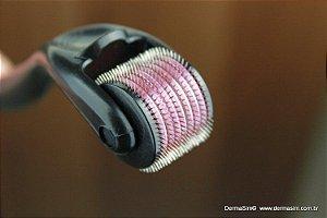 Dermaroller  540 agulhas - 0.5mm - MT Titanium