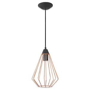 Pendente Lustre Luminária Aramado Balão Led Alumínio 581