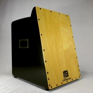 CAJÓN ELETRICO BLACK INCLINADO