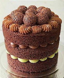 NAKED CAKE DE NUTELLA