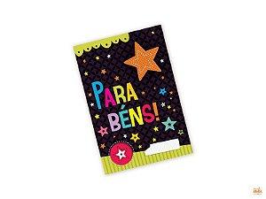 Cartão Pequeno Parabéns!