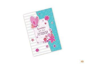 Cartão Pequeno Agradeço Por Sua Amizade