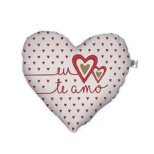 Mini Almofada Coração