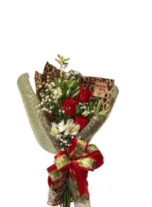 Ramalhete de 3 Rosas