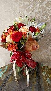 Buquê de Flores Nobres