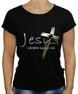 BABY LOOK EXG JESUS LUZ  PR