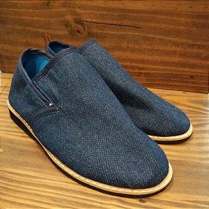 Sapatilha Parêa |Saveiro Alta - Jeans