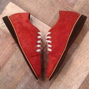 Tênis Parêa | Catamarã - Vermelho