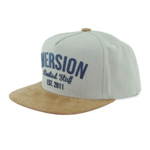 Snapback Aversion Outfits Co. - Model Limited Suede