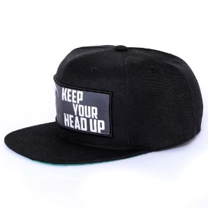 Snapback Aversion Outfits Co. - Model Head Up