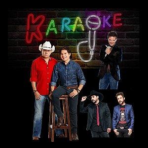 Especial Videoke Karaoke Chitaozinho e Xororo, Edson e Hudson, Eduardo Costa