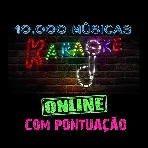 TV Karaoke 12.000 músicas karaoke online - Plano Anual