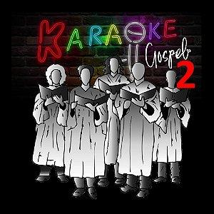 DVD Karaoke Especial Gospel2 - 99 Músicas