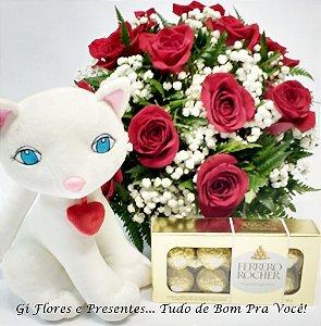 Bouquet CatChoc