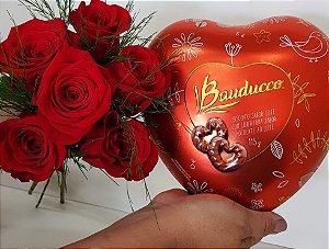 Rosas Colombianas Com Baucucco