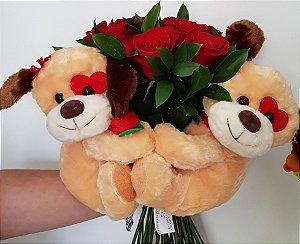 Bouquet Casal in Love