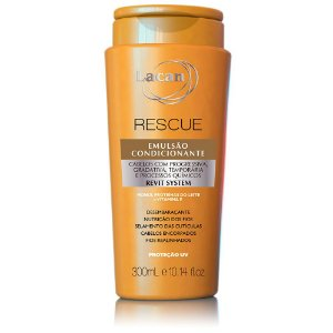 Emulsão Condicionante Lacan Rescue Revit System 300ml