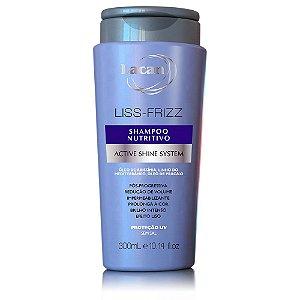 Shampoo Lacan Nutritivo Impermeabilizante Liss Frizz 300ml