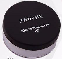 Pó Facial Translucente HD Zanphy