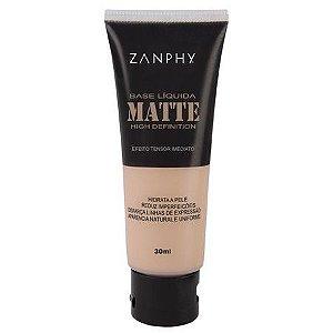 Base Líquida Matte Zanphy - 0.1 Translúcida